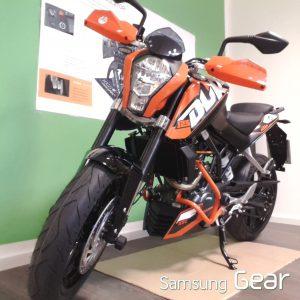 Unsere neue 125 Super Duke mit ABS und Spass